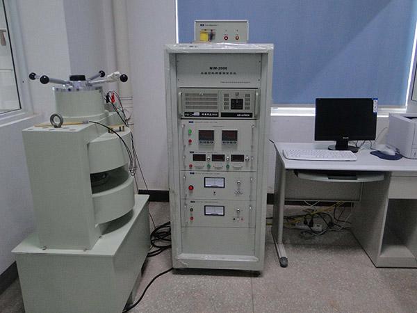 永磁材料精密测量系统